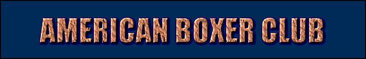 American Boxer Club: Heath Screening of Boxers in Breeding Programs