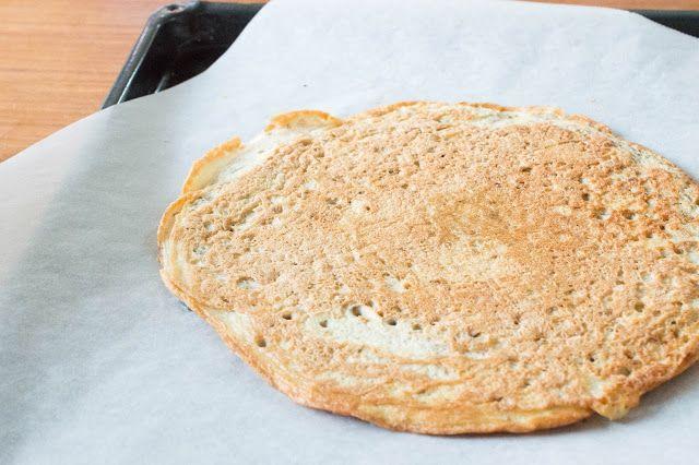 Modern matlagning från grunden: Snabb och enkel pizzabotten med bara 3 ingredienser (Paleo/LCHF)