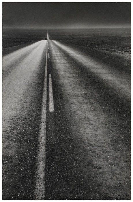 Robert Frank/US 285 New Mexico 1956