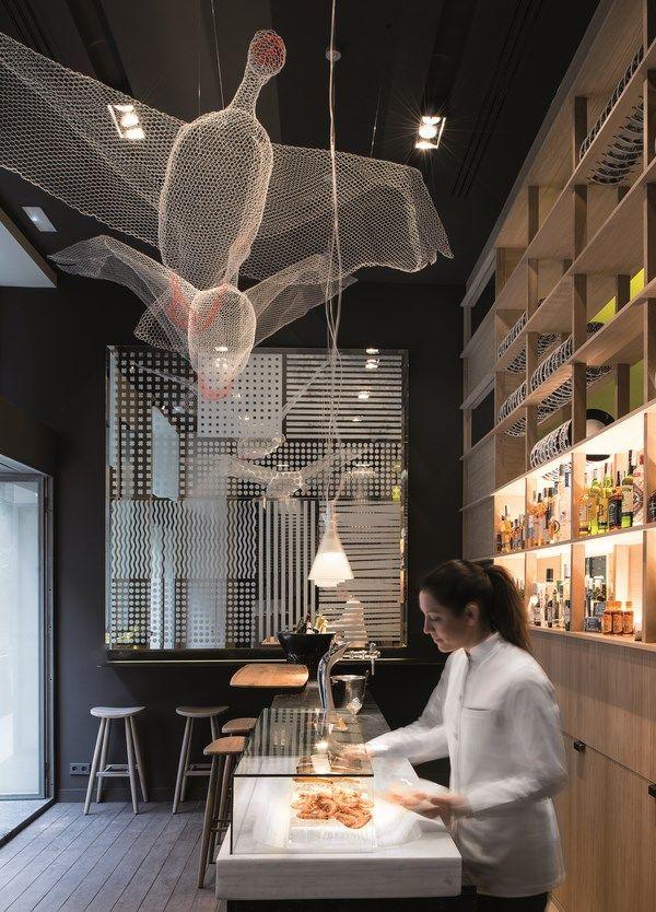 (VISITAT) - Petit Comitè, el nuevo restaurante de Nandu Jubany diseñado por lagranja.