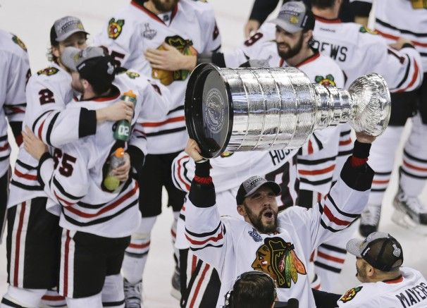 Blackhawks win 2nd Cup title in 4 seasons, top Bruins with stunning late rally in Game 6 - The Washington Post