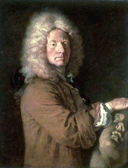 Antoine Watteau (French 1684–1721) [Rococco] Portrait of Antoine-Joseph Pater, Date unknown. Musée des Beaux Arts, Valenciennes, France. The Athenaeum
