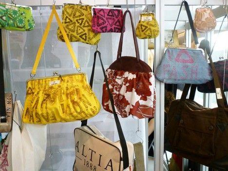 Globe Hope bags