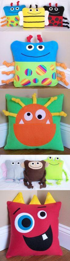Забавные подушки / Дизайн для всех!