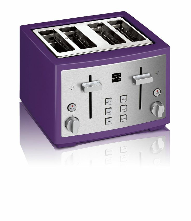 slice toaster, Purple  Appliances  Small Kitchen Appliances