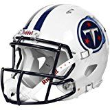 Tennessee Titans Riddell velocidad Full Size Authentic Casco de fútbol