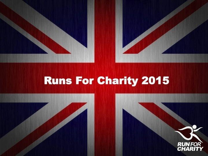 Overview of charity running events in the UK and overseas #CharityRunning #RunForCharity