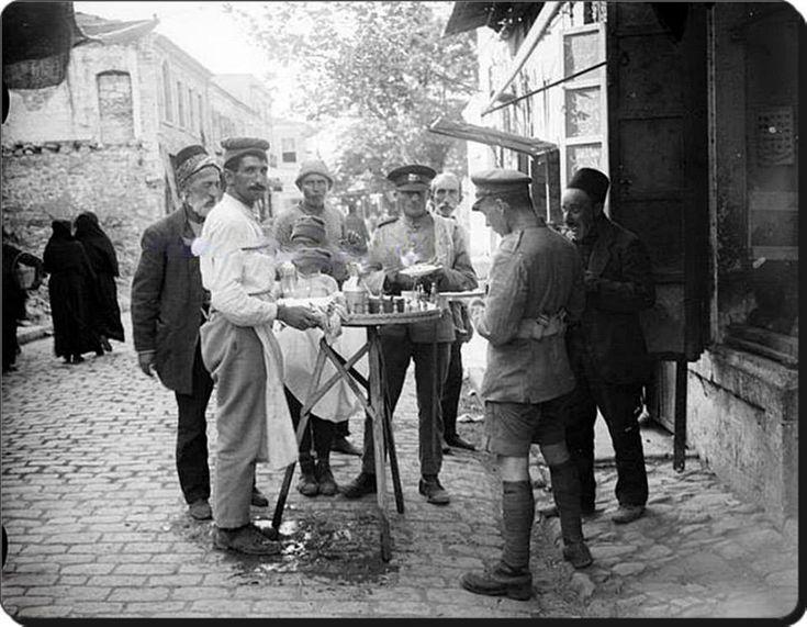 Muhallebici - 1920