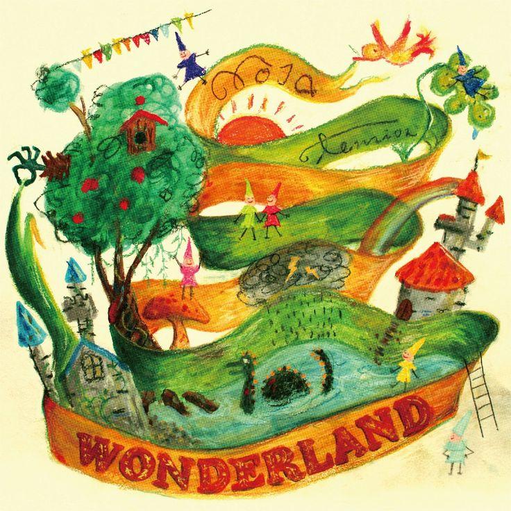「選曲なう」(2017/11/25更新)◇「Live in Wonderland/VOJA-tension」WONDERLANDより、お送りします♪