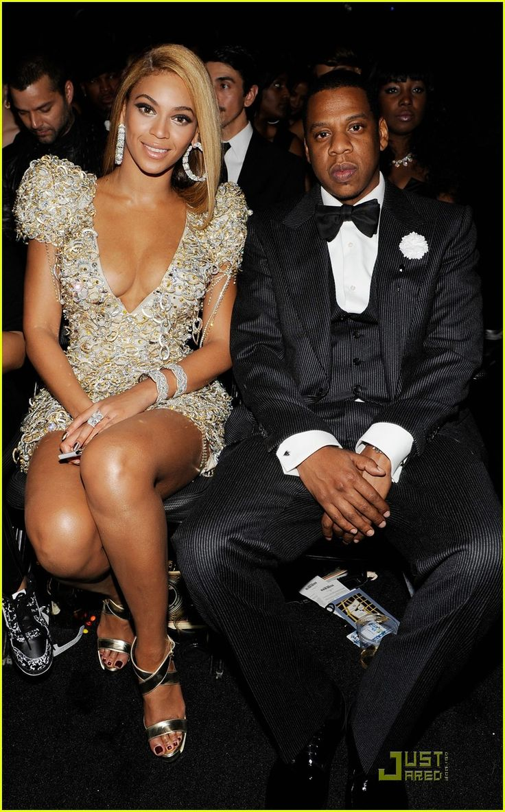 Now this is style.    Beyonce & Jay-Z - Grammy Awards