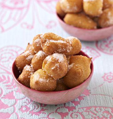 Pets de nonne (Mardi-Gras) - les meilleures recettes de cuisine d'Ôdélices