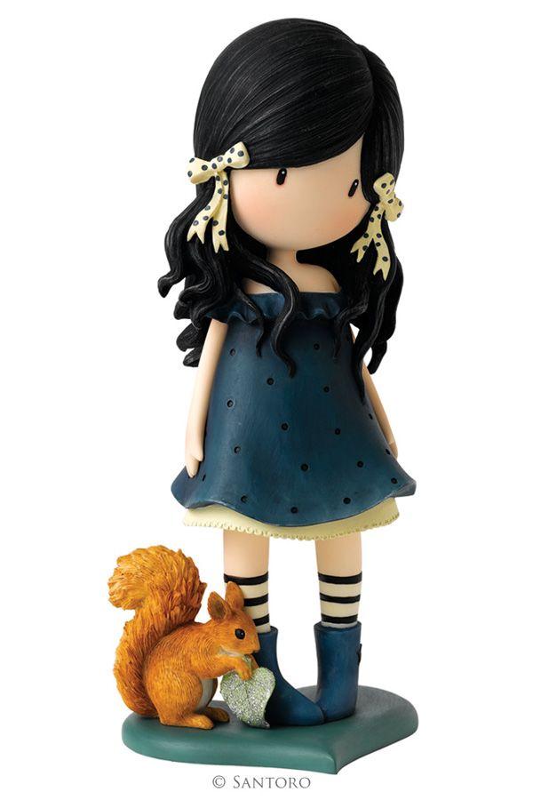 Κούκλα Santoro gorjuss μεγάλη - You brought me love A26481 www.symplegma.gr http://www.symplegma.gr/products/details/21435#.VRzvRvmsWVs