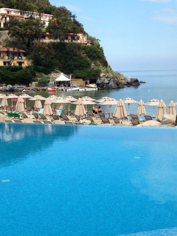 Hotel Hermitage, Elba Island