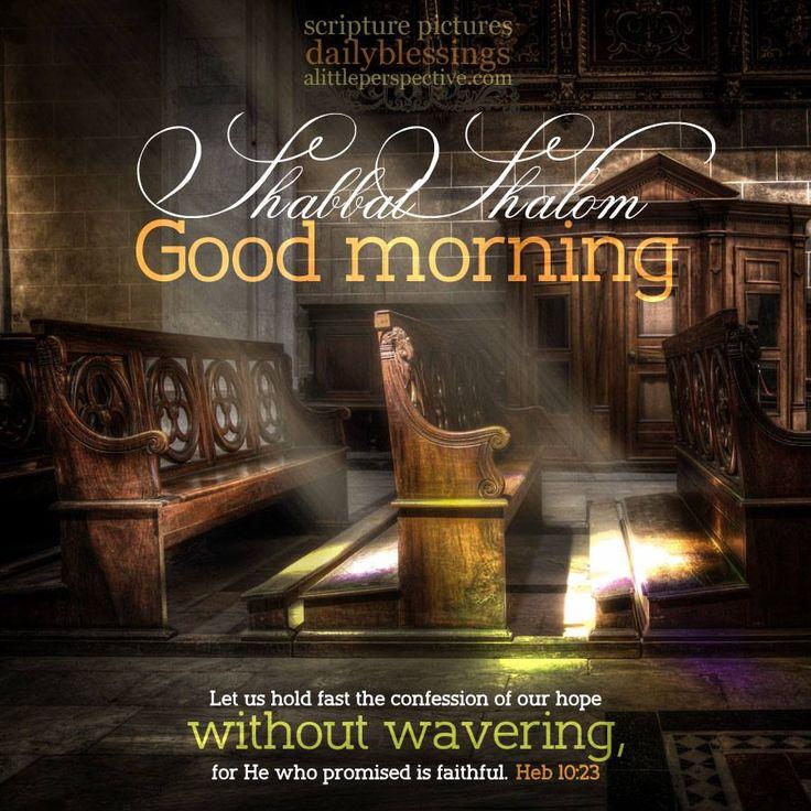 Shabbat Shalom | daily encouragement at alittleperspective.com
