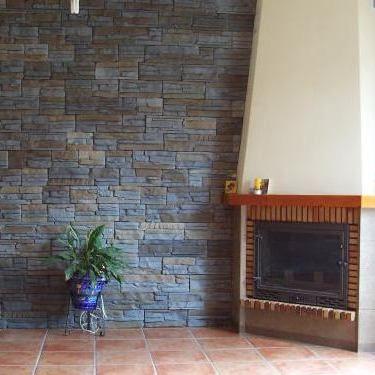 17 mejores ideas sobre revestimiento de piedra en - Mejor revestimiento para fachadas ...