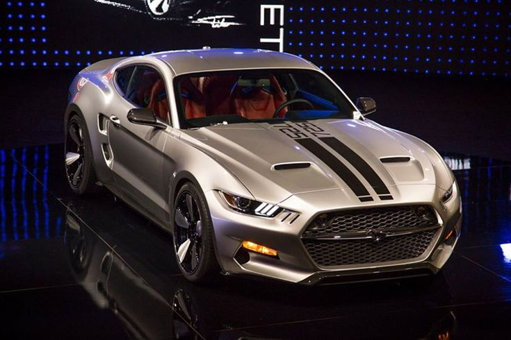 The Galpin-Fisker Rocket Is A Badass 725 HP Carbon Fiber Mustang