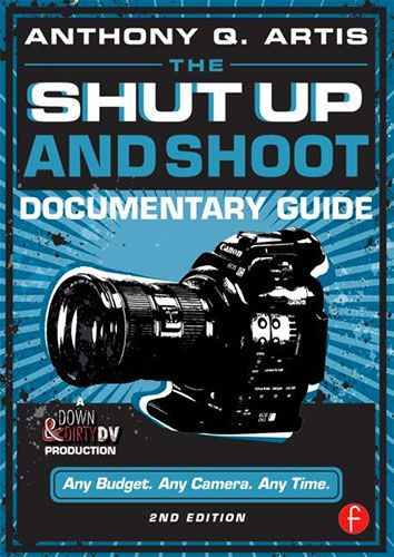 List: Top Books About Documentary Filmmaking
