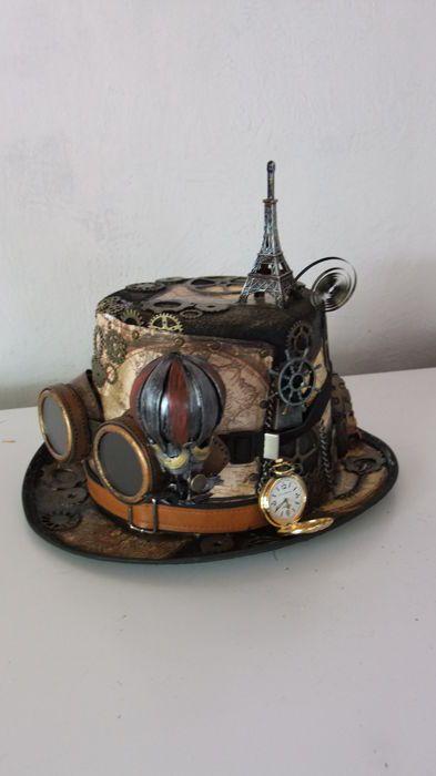 Steampunk cappello
