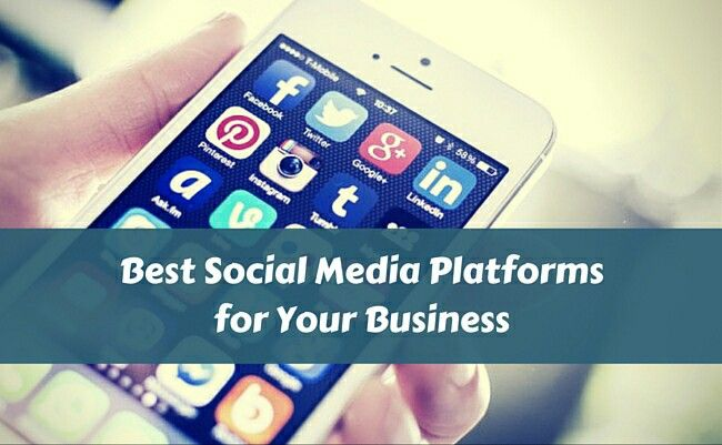 Social Media can bring a drastic change in reaching your #marketing success. Check out best #socialmedia platforms every #business should consider.  http://digitalverge.net/social-media/best-social-media-platforms-for-your-business/