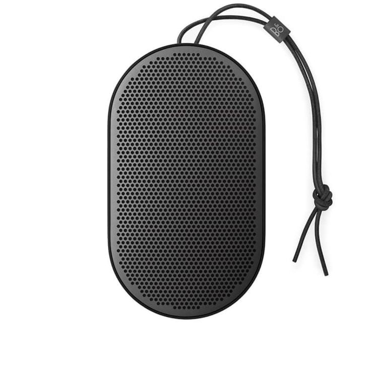 Masters of sound technology Danish brand B&O PLAY by Bang & Olufsen curate a selection of products created to deliver an unparalleled level of sound quality along with immaculate contemporary design . The B&O P2 Portable Bluetooth Speaker frees you from a wired connection and is splash and dust proof, meaning you can take it anywhere. With intuitive smart controls, playback can be controlled with a simple tap or shake. Packing rich audio, but small and light enough to fit perfectl...