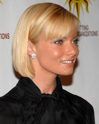 Jaime Pressly. She won the Emmy for Outstanding Supporting Actress in a Comedy Series 2007 for her role as Joy Turner in My Name is Earl.