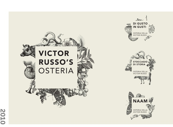 2010 – 50 Years Total by Total Identity, via Behance