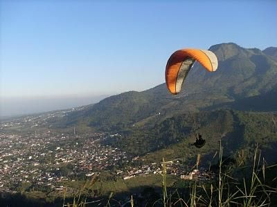 Paralayang, Batu Malang