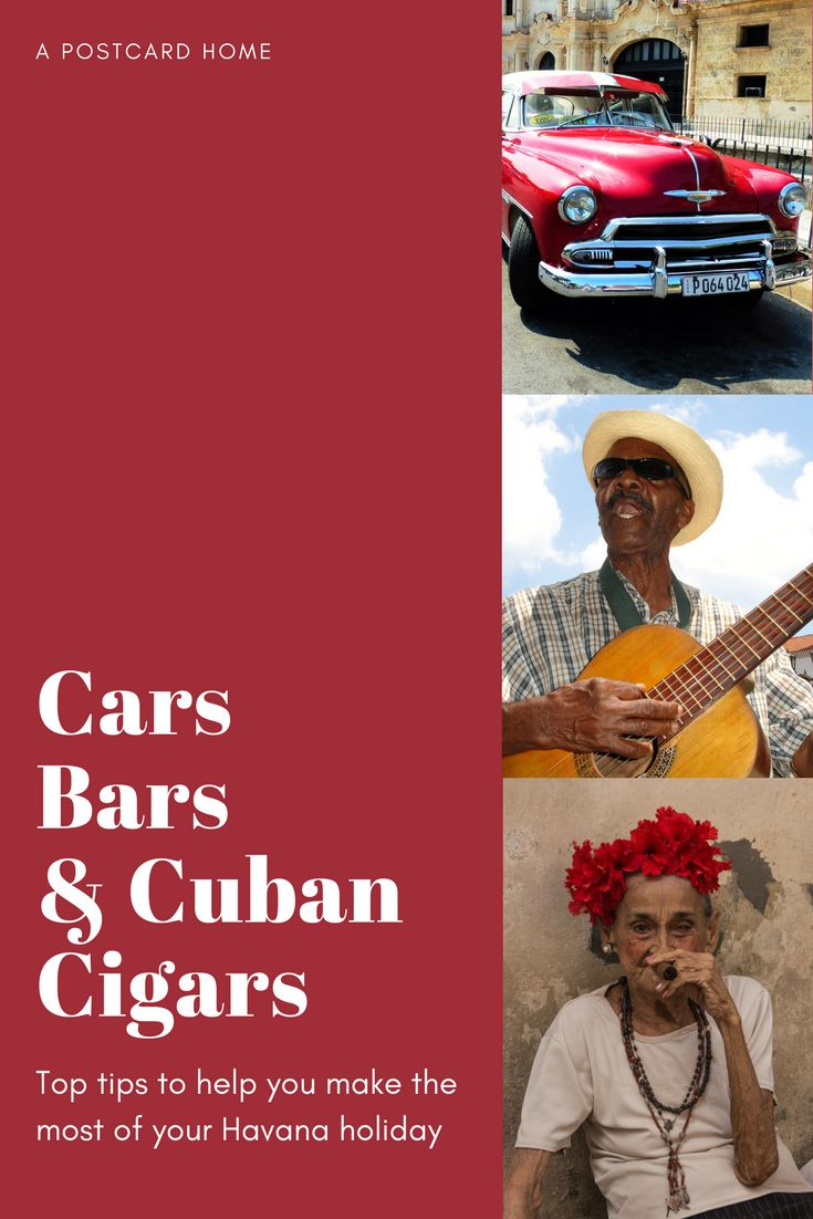 Planning a Caribbean party holiday? Find out the best places in Cuba's capital to dance the night away with Mojito's, rum, and cigars, as well as everything else you could possibly want for your trip to Havana https://apostcardhomeblog.wordpress.com/2017/05/01/48-hours-in-havana/
