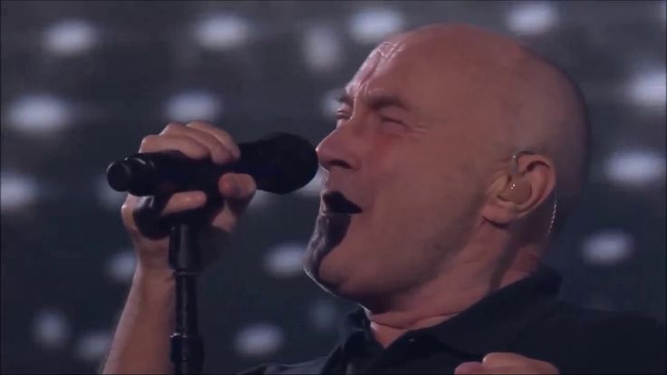 PHIL COLLINS LIVE 2016   Another Day In Paradise + In The Air Tonight (H...