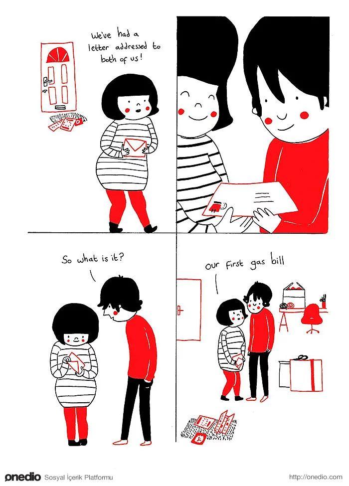 Sevgi aslında ufacık şeylerdedir.
