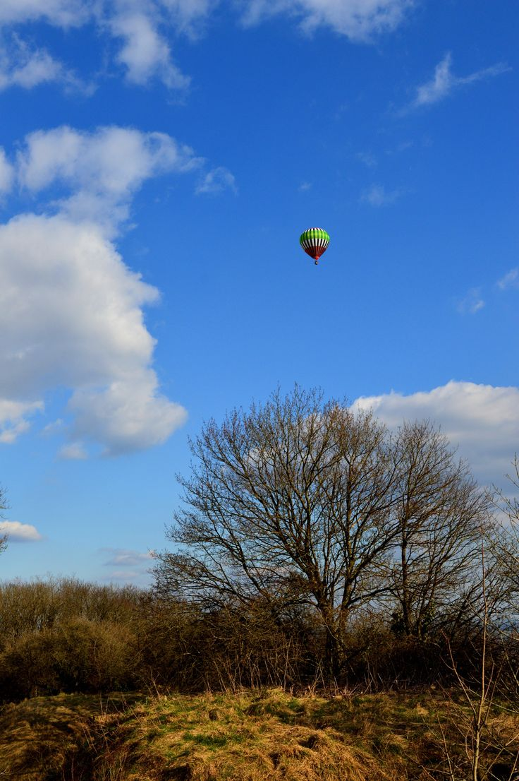 Ballooning - Mont Saint Quentin (57), France by Deborah Cr on 500px