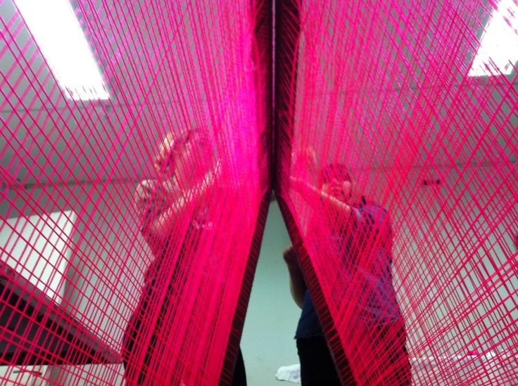 IN THE MAKING #KEA #Pink