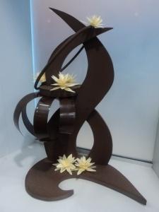 Chocolate Centerpiece