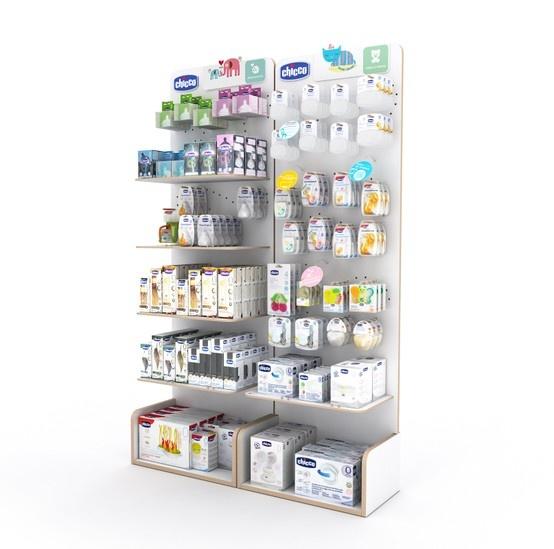 Chicco Allattamento progetto farmacie