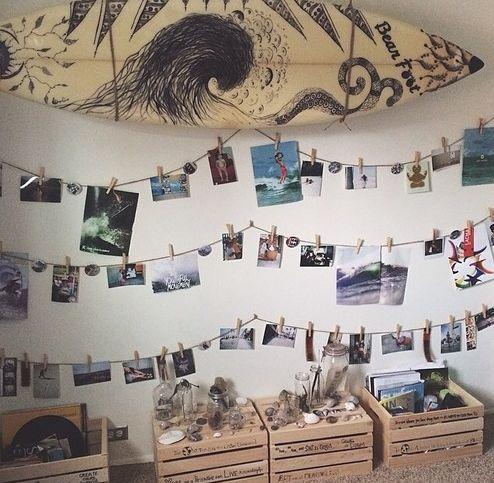 indie bedroom ♡                                                                                                                                                     Mais