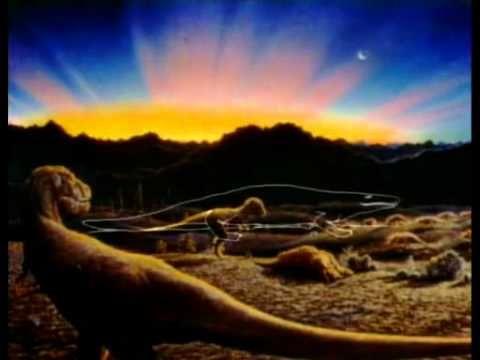 La evolución hasta el ser Humano ( Carl Sagan - Vangelis Alpha )
