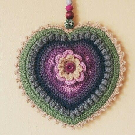 #crochet #adeleheart #handmade #stylecraftspecialdk #crochet heart pattern by @hav2havs