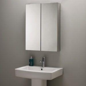 Mirrored Bathroom Cabinets John Lewis
