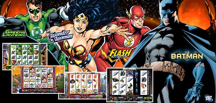 Batman & Wonder Woman hos Lyckoskrapet ?   Vad är det frågan om?   Läs mera i vår blogg :)