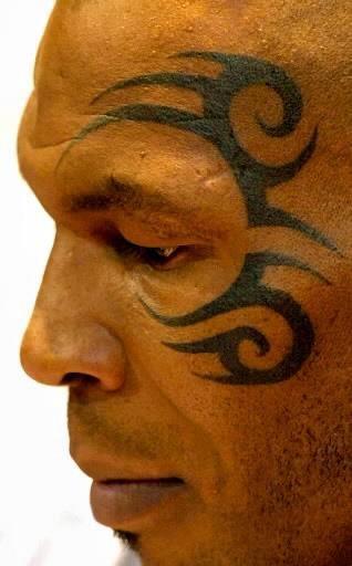 Boxing. Iron Mike Tyson