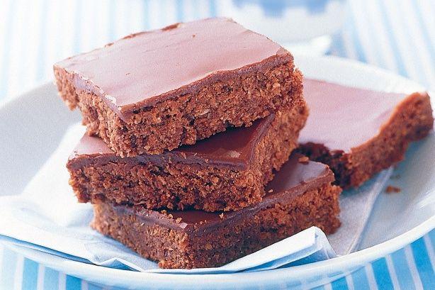 Σοκολατένιο+γλύκισμα+με+ινδοκάρυδο