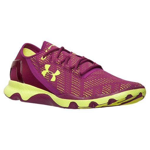 Женские оригинальные кроссовки ( кеды ) Производство США Under Armour Women's Speedform Apollo Vent Running Shoes ( андер армор ) купить кроссовки минск