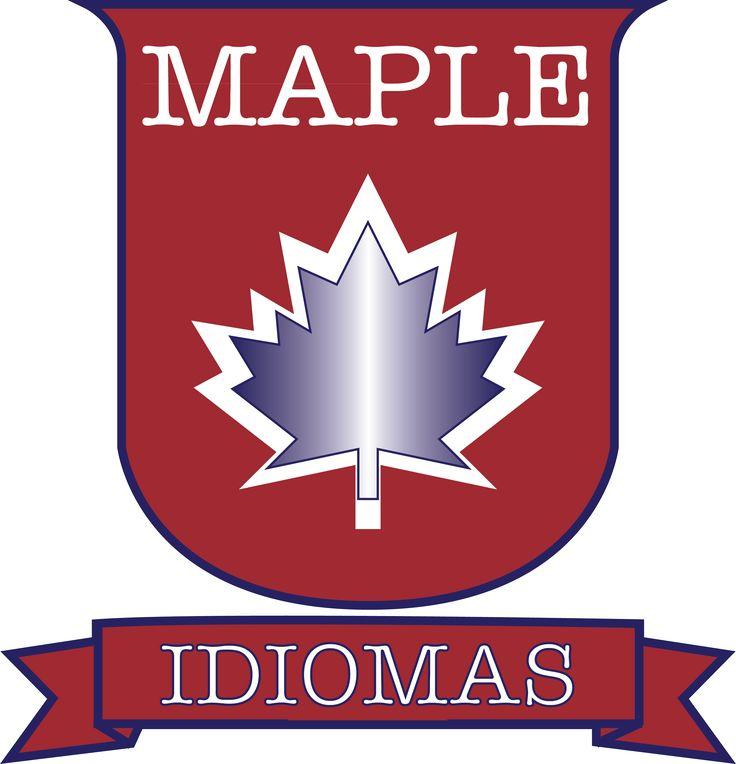 Logo Maple Idiomas