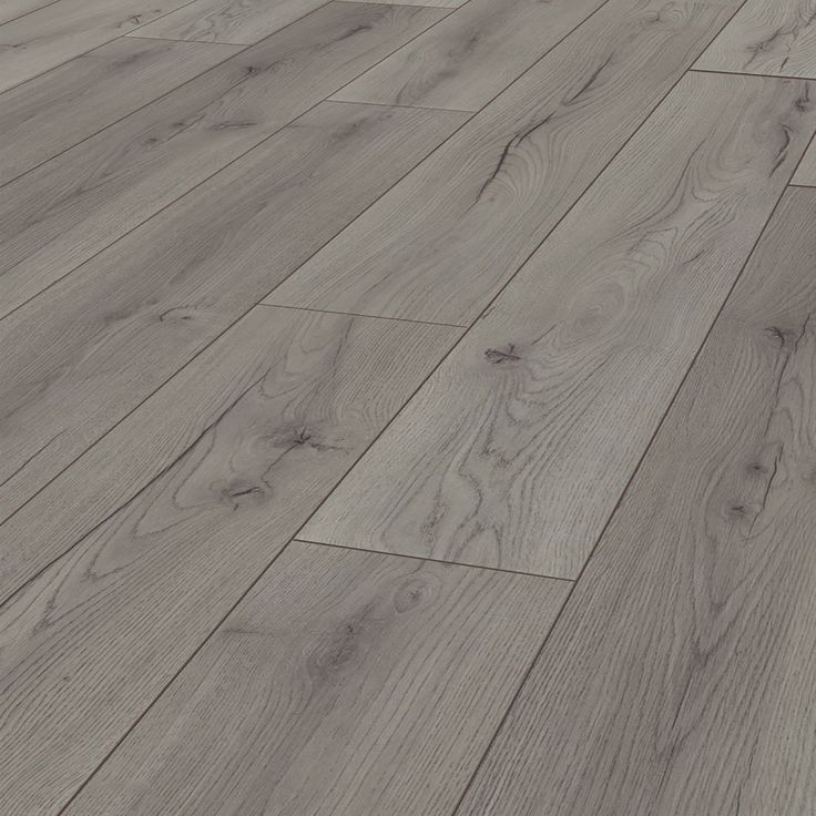 Farmhouse - Grey Laminate Flooring