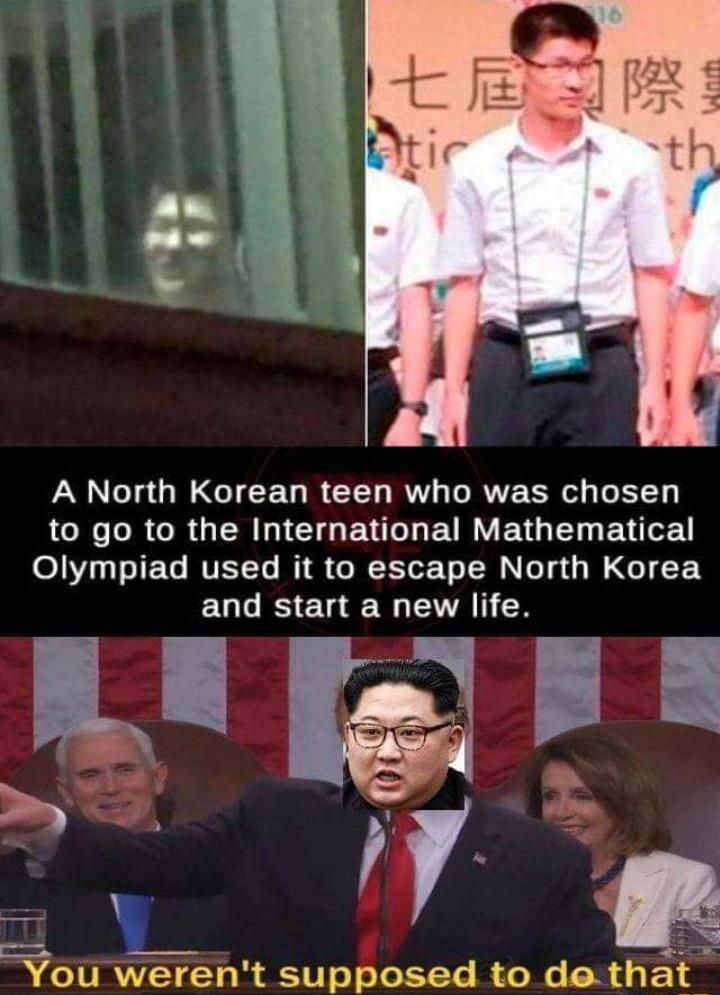 This Is The Importance Of Education Lol Funny Rofl Memes Lmao Hilarious Cute Importance Of Education Education North Korean
