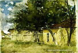 Risultati immagini per Zăvoi şi claie de fân - Ștefan Luchian