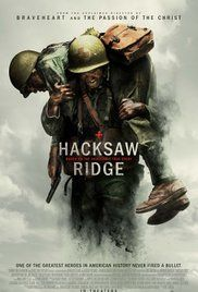 Hacksaw Ridge (Golden Globes: Best Motion Picture, Drama nominee; Best Director nominee; Best Actor, Drama nominee. SAG Awards: Outstanding Performance by a Male Actor in a Leading Role nominee)