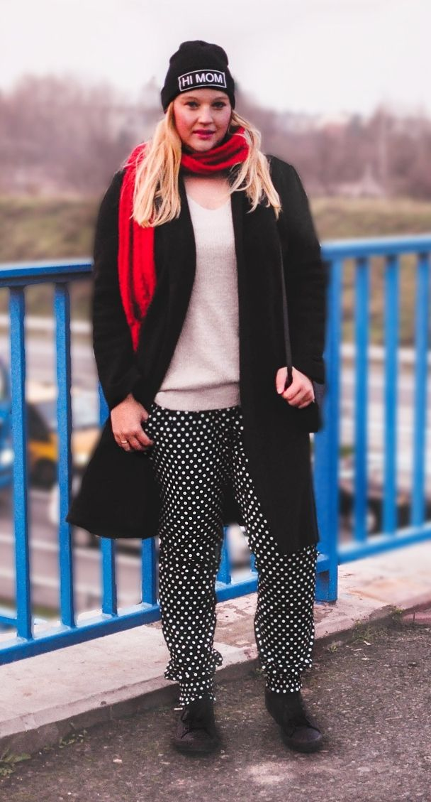 Streetstyle Fashion Outfit Black Coat Fashion Outfits Black Coat Autumn Outfit