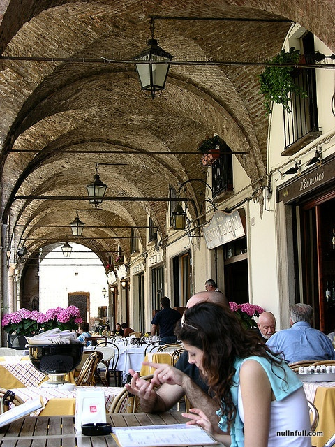 Italian cafe, Mantova by Null & Full, Mantova, province of Mantua Lombardy region Italy