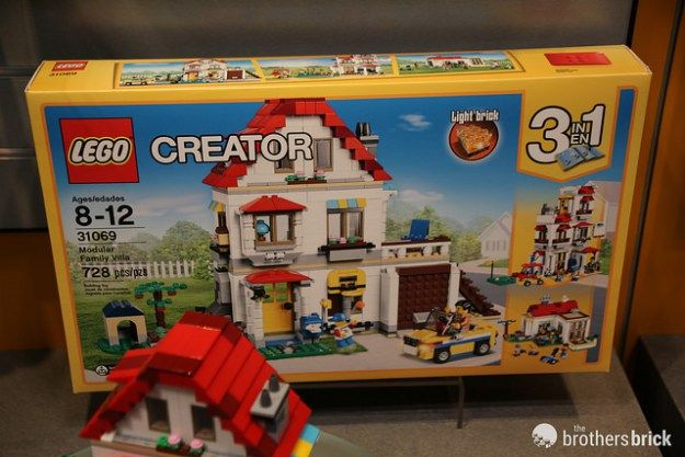 Summer 2017 LEGO Creator sets revealed at New York Toy Fair 2017 [News] | The Brothers Brick | The Brothers Brick | LEGO Blog